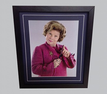 """Dolores Umbridge"" Signed Photo"