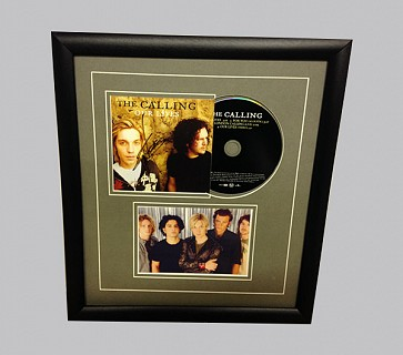 The Calling Signed Music Collectible